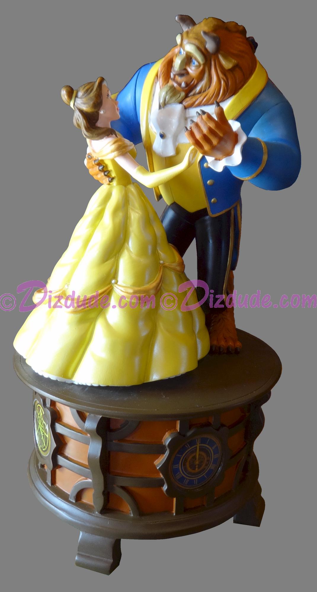 Beauty and the Beast Music Box ~ Disney Fantasyland Magic Kingdom