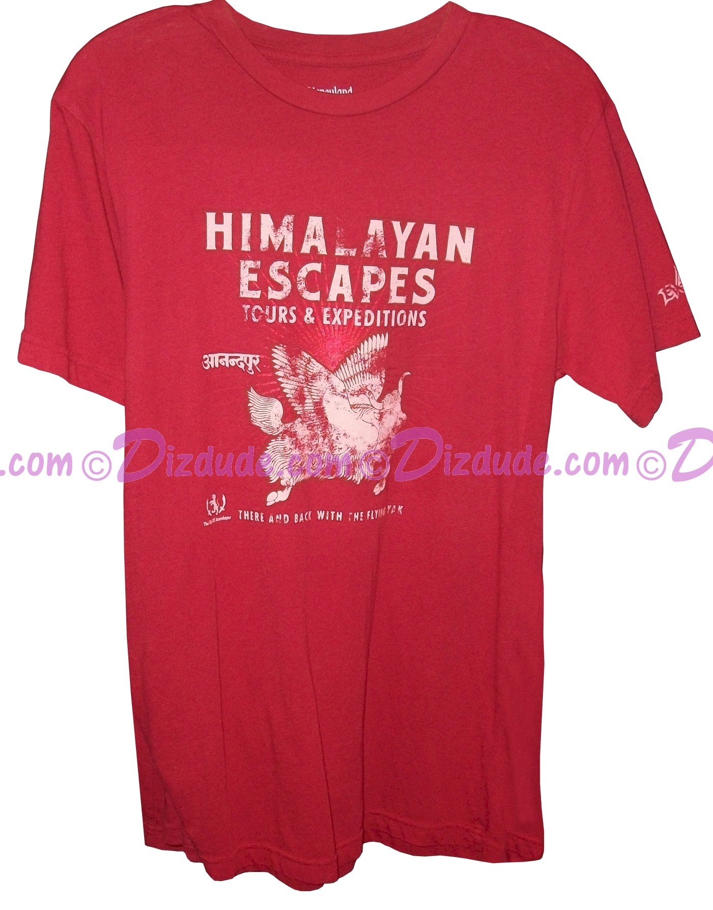 (SOLD OUT) Disney Animal Kingdoms Himalayan Escapes Tours & Expeditions T-Shirt (Tee, Tshirt or T shirt)