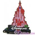 Walt Disney World -July 2000 Pin of Month - Disneyland Paris LE 15000 Autographed by Disney Artist Mark Seppala