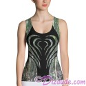 Heart Camo All Over Print Ladies Tank Top