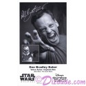 Dee Bradley Baker the voice of Captain Rex Presigned Official Star Wars Weekends 2012 Celebrity Collector Photo