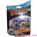 Stitch Disney Racer Die-Cast Metal Body Race Car 1/64 Scale