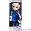 "Disney Frozen Elsa 15"" Doll - Animators Collection ~ Walt Disney World"