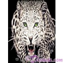 Snow Leopard T-Shirt or Tank Top (Tshirt, T shirt or Tee)