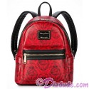 Pirates of the Caribbean Red Head Mini Backpack by Loungefly - Disney Parks