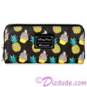 Dole Whip Pineapple Swirl Wallet by Loungefly - Disney Parks