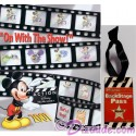 Walt Disney World Countdown to MGM's Pin Celebration Map Pin-Board with Completer Pin