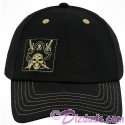 Pirate Patch Youth Adjustable Baseball Hat - Disney's Pirates of the Caribbean
