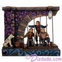 Disney's Pirates of the Caribbean Pirates Jail Scene Figure - Disney Traditions by Artist Jim Shore