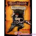 Disneys Johnny Depp as Jack Sparrow ~ Pirates of the Caribbean Pin