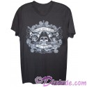 "Vintage Pirates of The Caribbean ""Dead Men Tell No Tales"" Adult T-shirt (Tee, Tshirt or T shirt)"