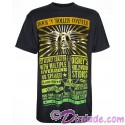 Rock 'N' Roller Coaster Stats Adult T-Shirt (Tee, Tshirt or T shirt) - Disney Hollywood Studios