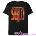 SOLO A Star Wars Story Han Logo Adult T-Shirt (Tshirt, T shirt or Tee)