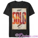 SOLO A Star Wars Story Han Poster Adult T-Shirt (Tshirt, T shirt or Tee)