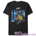SOLO A Star Wars Story Lando Logo Adult T-Shirt (Tshirt, T shirt or Tee)