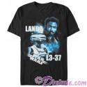 SOLO A Star Wars Story L3-37 & Lando Adult T-Shirt (Tshirt, T shirt or Tee)