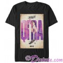 SOLO A Star Wars Story Qi'ra Poster Adult T-Shirt (Tshirt, T shirt or Tee)