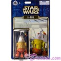 Star Wars R4-B0018 Astromech Droid - Disney World DROID FACTORY Action Figures 3¾ Inch - Limited Release