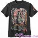 Disney Star Wars BOBA FETT Bounty Hunter Adult T-Shirt (Tshirt, T shirt or Tee) - The 1st Mandalorian