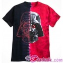 Disney Star Wars Darth Vader Tie-Dyed Adult T-Shirt (Tshirt, T shirt or Tee)