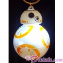 Disney Star Wars: The Force Awakens BB-8 (BB8) Light & Sound Key Chain or Christmas Ornament