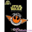 Star Wars The Force Awakens Join The Resistance Pin