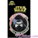 Star Wars The Force Awakens First Order Rule The Galaxy Kylo Ren Pin