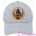 Disney Star Wars Princess Leia I Love You  Companion Baseball Hat