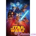 Official Disney Star Wars Weekends 2015 Event Logo Exclusive Poster