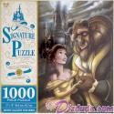 Beauty And The Beast 25th Anniversary 1000 Piece Jigsaw Puzzle- Disney Signature Puzzle