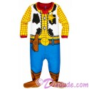 Disney's Toy Story Land Woody Costume Baby Jumpsuit / Onesie
