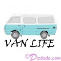 Van Life T-Shirt or Tank Top (Tshirt, T shirt or Tee)