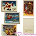 Disney Turn of the Century Mickey and Minnie Box of 16 Greeting Cards