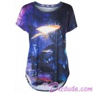Pandora Sublimated Dolman Adult T-shirt (Tee, Tshirt or T shirt) - Disney Pandora – The World of Avatar