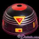 Black R7  Dome Part ~ Disney Star Wars Astromech Build-A-Droid Factory © Dizdude.com