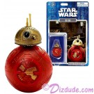 Star Wars BB-19H Astromech Droid - Disney World DROID FACTORY Action Figures 3¾ Inch - Limited Release © Dizdude.com