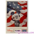 Walt Disney World Mickey Salutes America Button © Dizdude.com