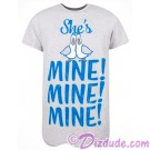 Disney / Pixar Finding Nemo Companion Shirt She's Mine Adult T-shirt (Tee, Tshirt or T shirt)