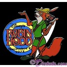Countdown to the Millennium Series Pin #55 (Robin Hood) © Dizdude.com