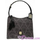 Dooney & Bourke - Disney Haunted Mansion Wallpaper Hobo Handbag © Dizdude.com