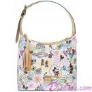 Dooney & Bourke Sketch Hobo handbag - Disney World Exclusive © Dizdude.com