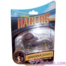 Indiana Jones Disney Racer Die-Cast Metal Body Race Car 1/64 Scale © Dizdude.com