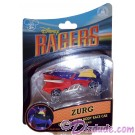 Zurg Disney Racer Die-Cast Metal Body Race Car 1/64 Scale © Dizdude.com