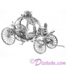 Disney Cinderella's Carriage 3D Metal Model Kit - Disney Exclusive © Dizdude.com