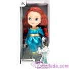 "Disney BRAVE Princess Merida 15"" Doll - Animators Collection ~ Walt Disney World"