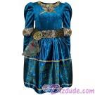 Disney Theme Park BRAVE Princess Merida Dress