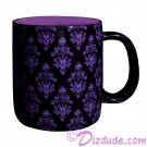 Haunted Mansion Wallpaper Mug ~ Disney's Magic Kingdom ~ The Haunted Mansion © Dizdude.com