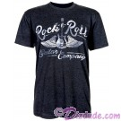Rock 'N' Roll Guitar Company Adult T-Shirt (Tee, Tshirt or T shirt) - Disney Hollywood Studios