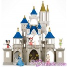 Walt Disney World Cinderella Castle Playset - Magic Kingdom © Dizdude.com