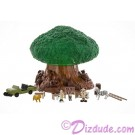 Walt Disney World Tree OF Life Playset - Animal Kingdom © Dizdude.com